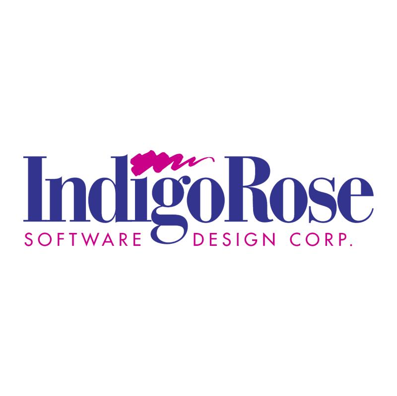 Indigo Rose vector