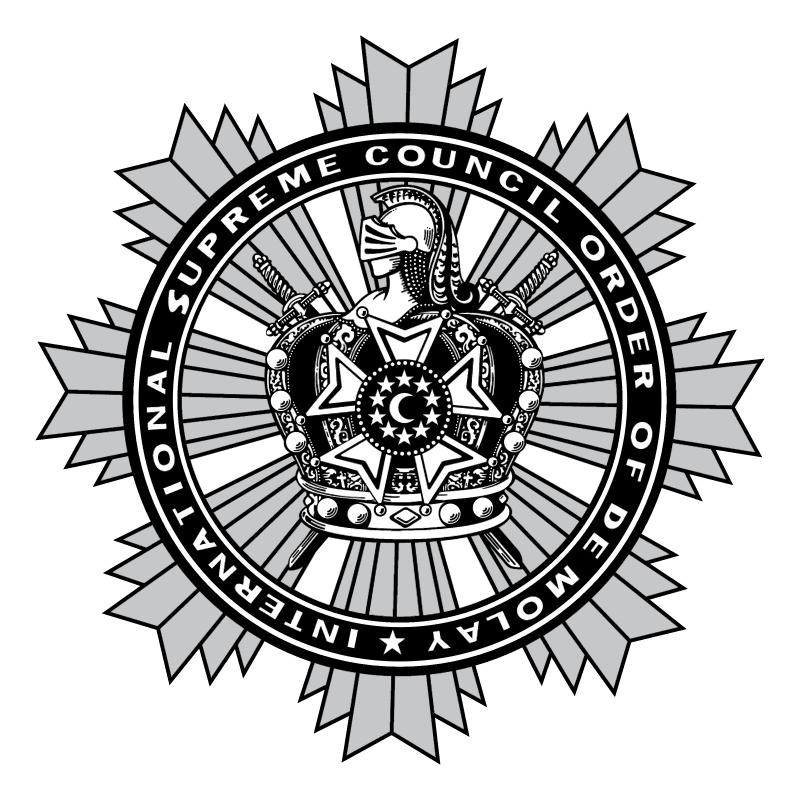 International Supreme Council Order Of De Molay vector