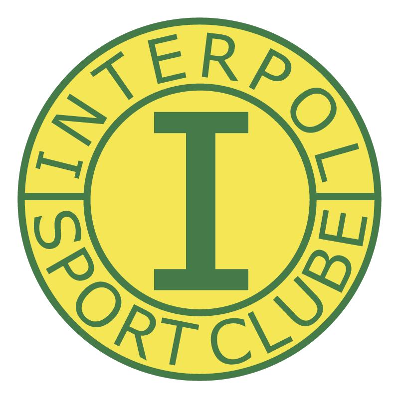 Interpol Sport Club de Sapiranga RS vector