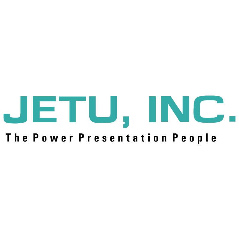 Jetu Inc vector logo