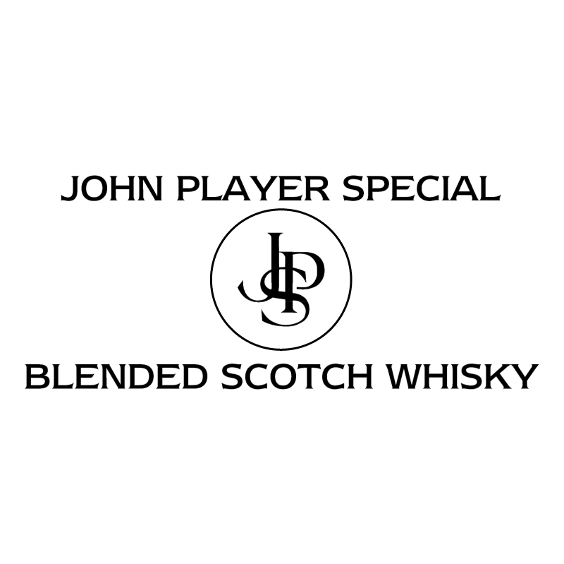 John Player Special vector