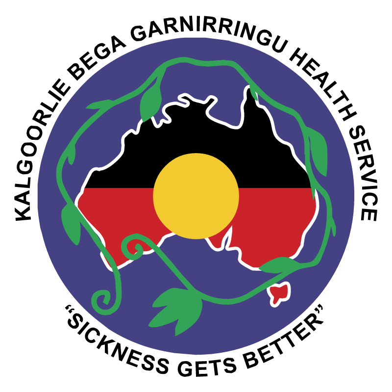 Kalgoorlie Bega Garnbirringu vector