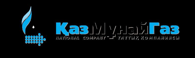 KazMunayGas vector logo