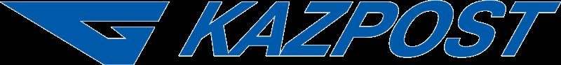 Kazpost vector logo