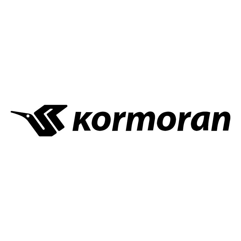 Kormoran vector logo