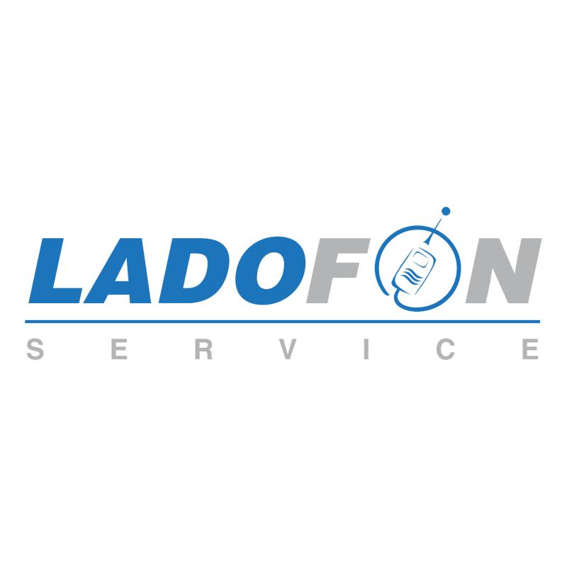 Ladofon Service vector