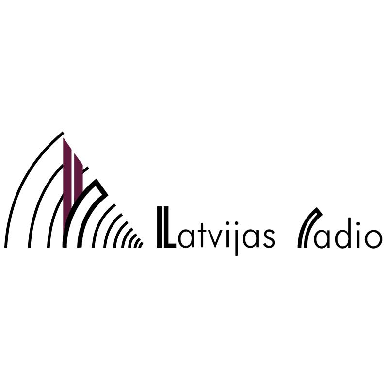 Latvijas Radio vector