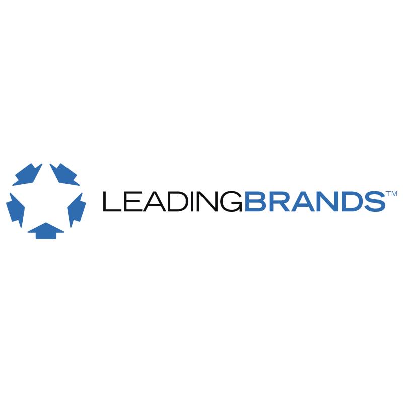 Leading Brands vector