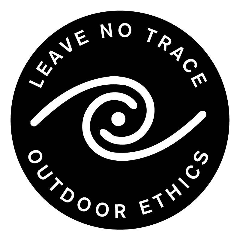 Leave No Trace vector logo