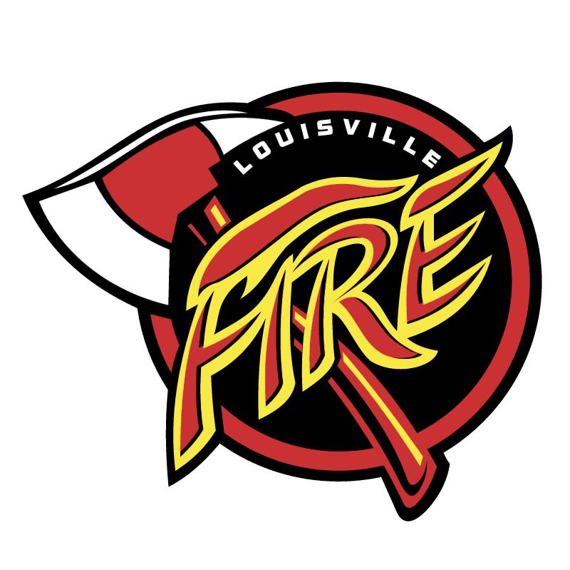Louisville Fire vector