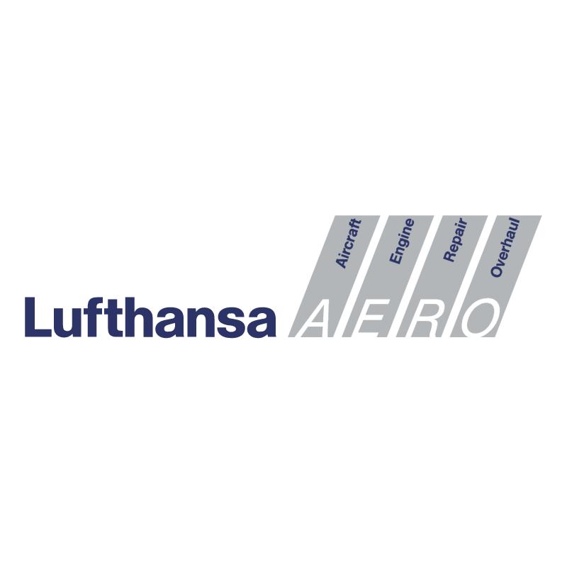 Lufthansa Aero vector