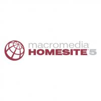 Macromedia HomeSite 5 vector