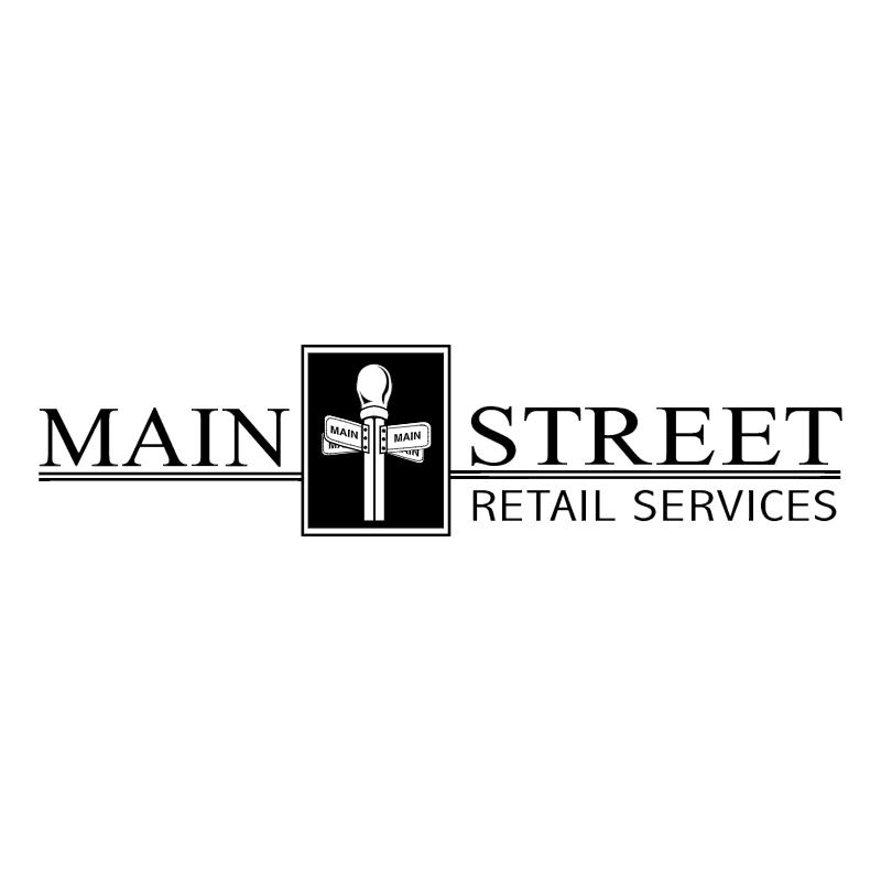 Main Street vector