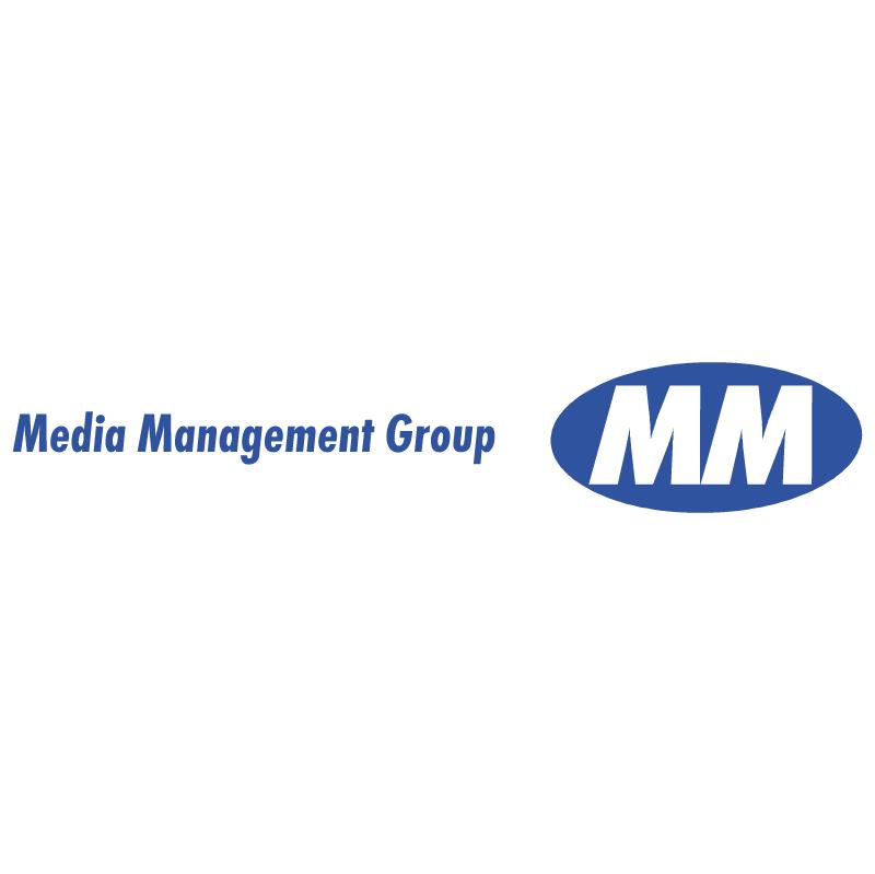 Media Management Group vector logo