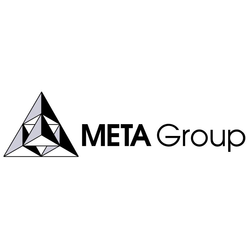 META Group vector logo