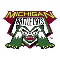 Michigan Battle Cats vector