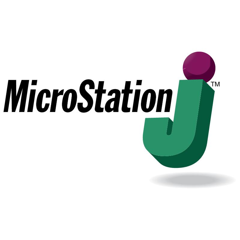 MicroStationJ vector logo