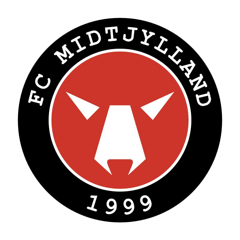 Midtjylland vector