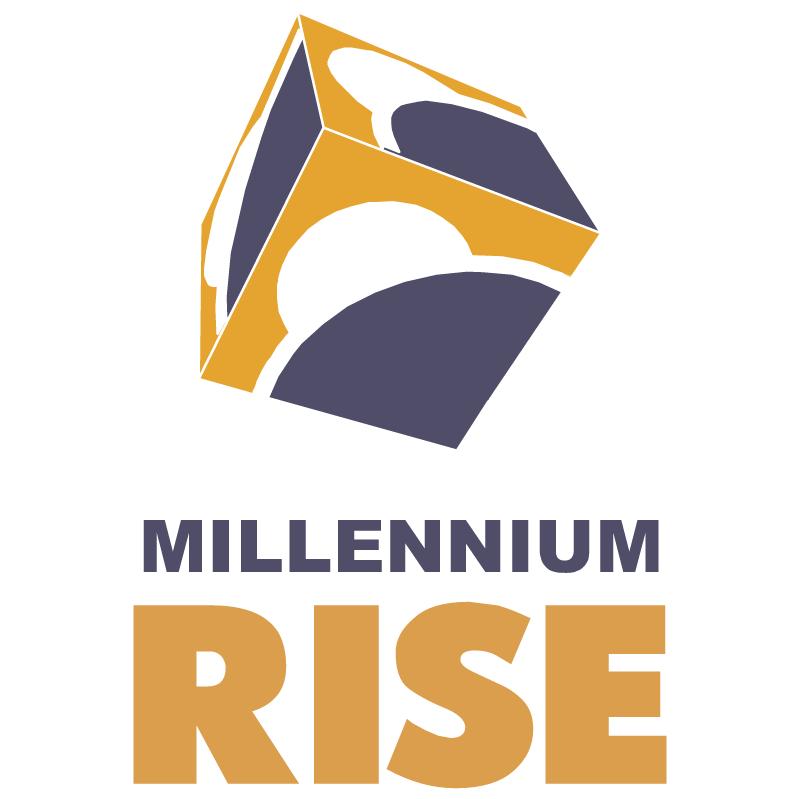 Millennium Rise vector
