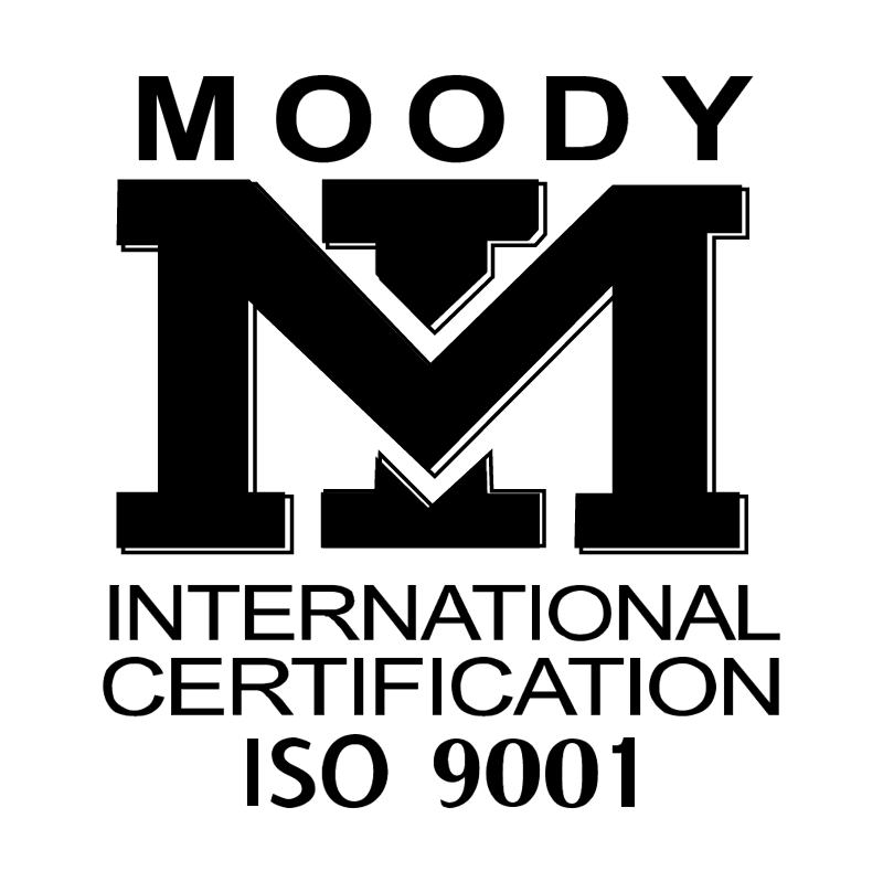 Moody International Certification vector