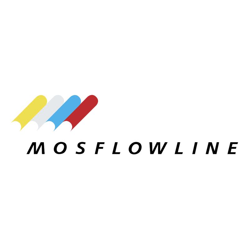 Mosflowline vector