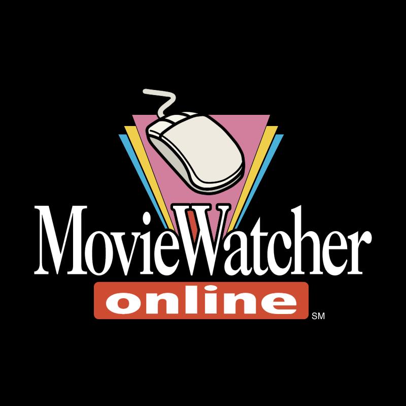 MovieWatcher Online vector