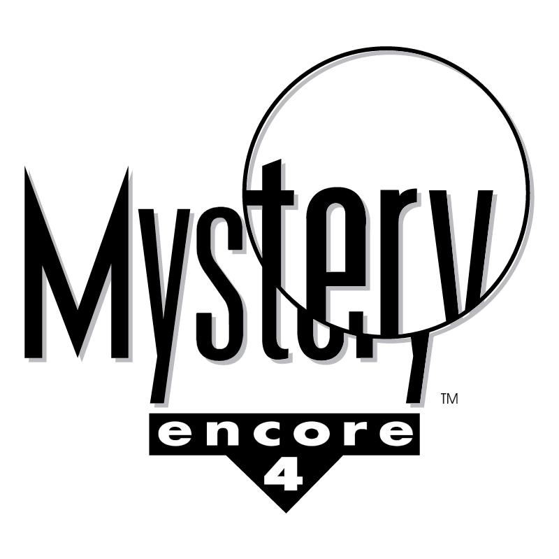 Mystery vector logo