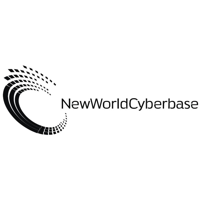 New World CyberBase vector logo