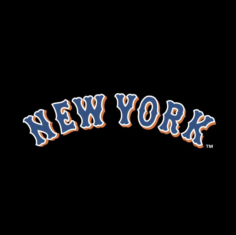 New York Mets vector logo