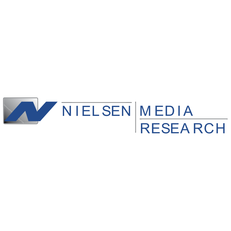 Nielsen Media Research vector logo