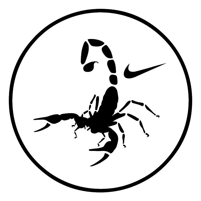 Nike Football vector