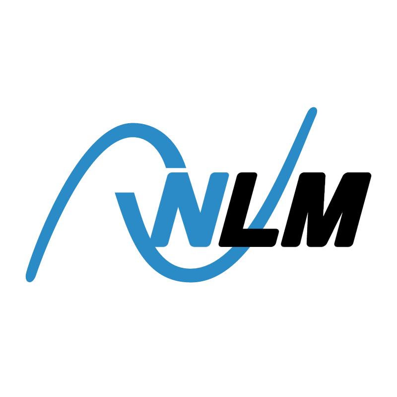 NLM vector logo