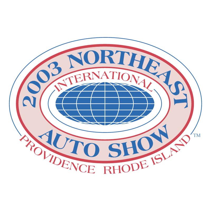 Northeast International Auto Show vector