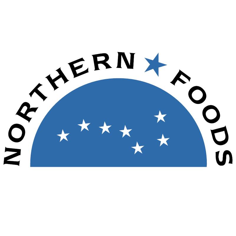 Northern Foods vector