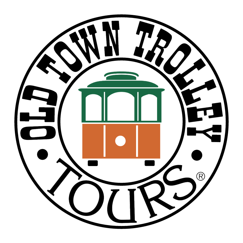 Old Town Trolley Tours vector