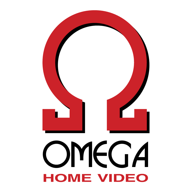 Omega Home Video vector