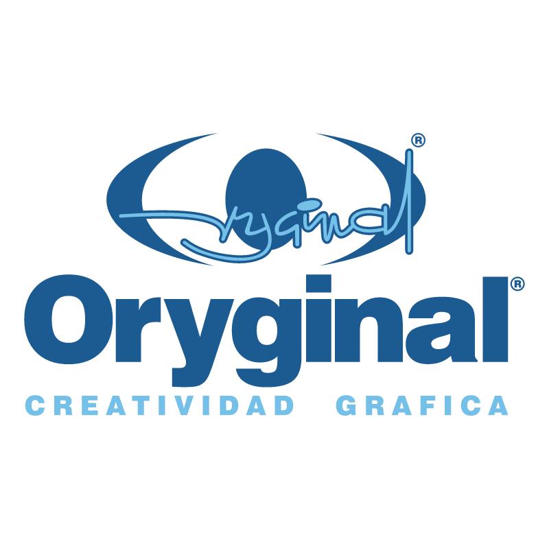 Oryginal Creatividad Grafica vector