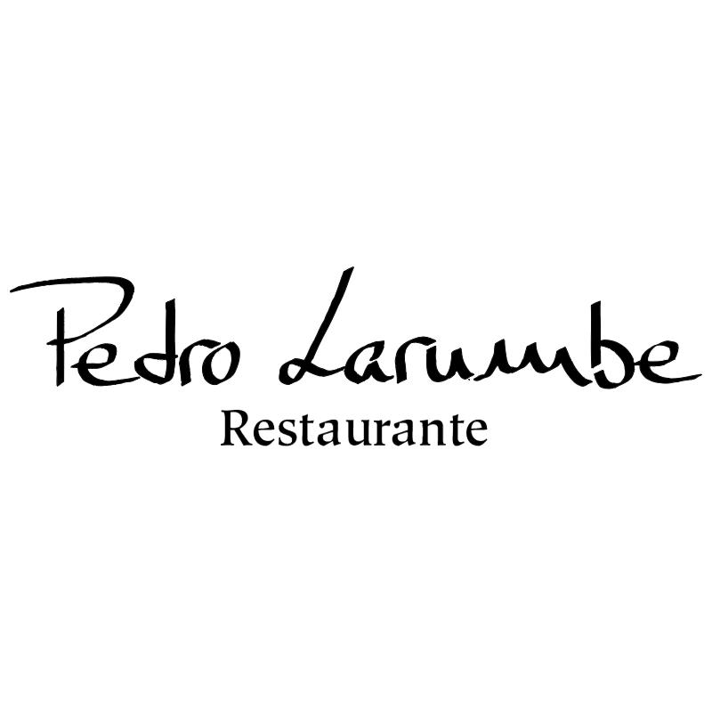 Pedro Larumbe vector
