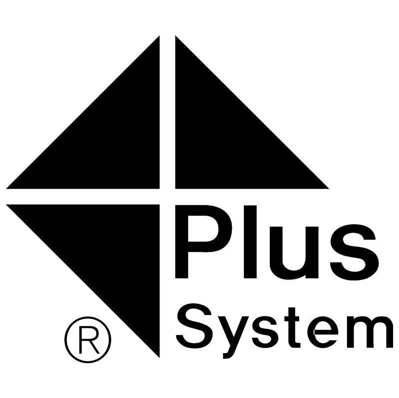 Plus System vector