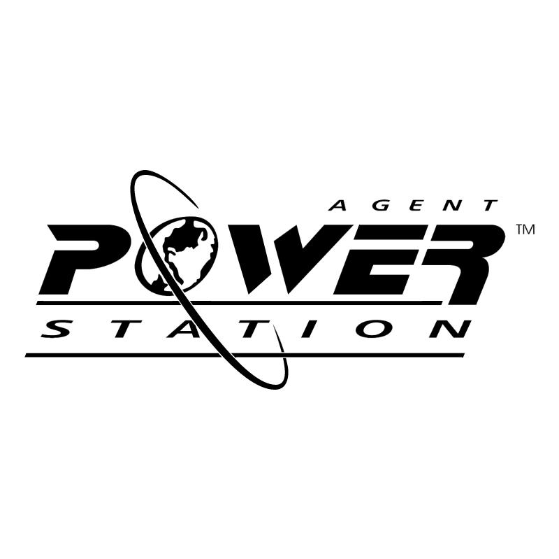 Power Station vector logo