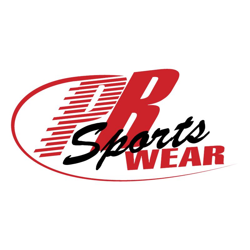 PR Sportswear vector