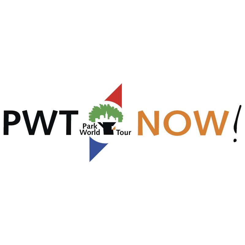 PWT Now! vector logo