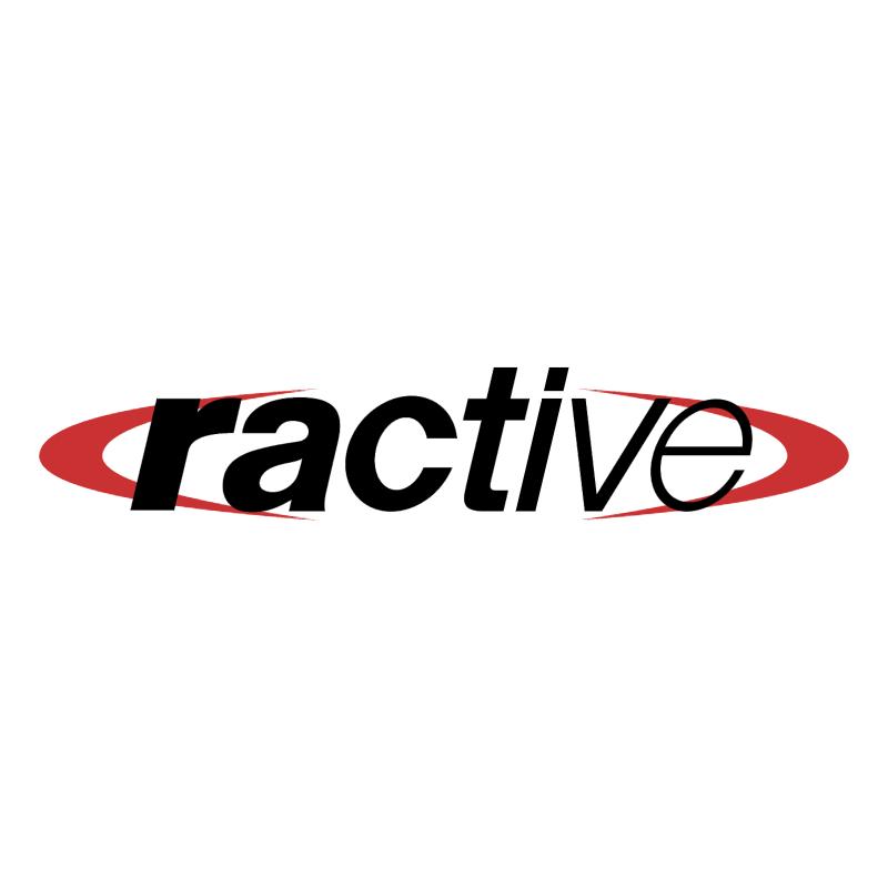 Ractive vector