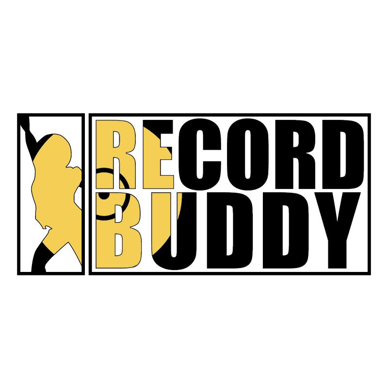 RecordBuddy vector