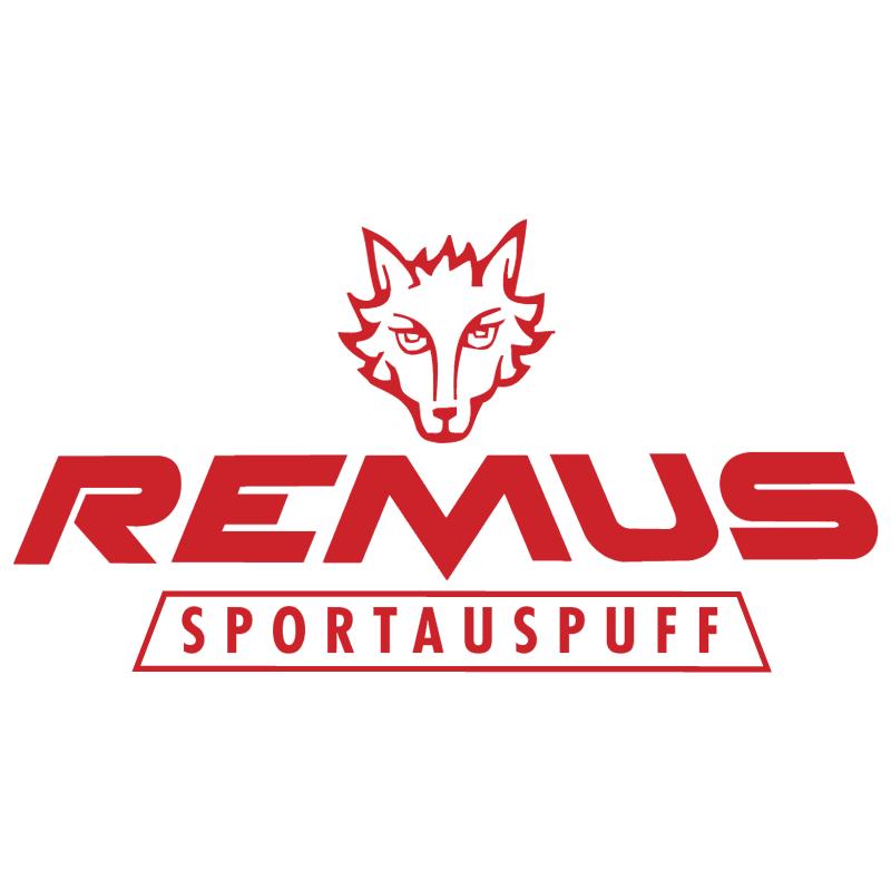 Remus Sportauspuff vector logo