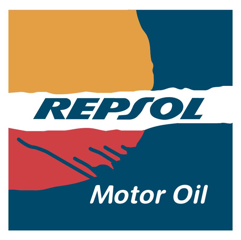 Repsol Motor Oil vector