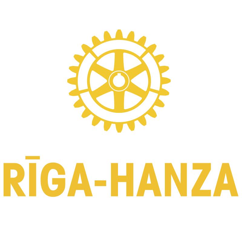 Riga Hanza vector logo