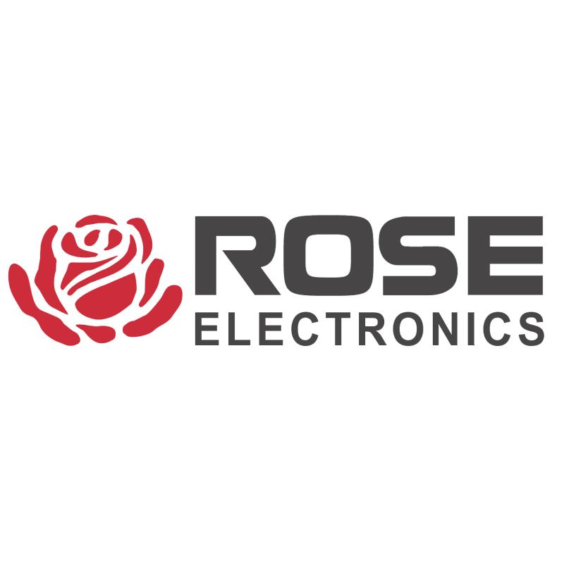 Rose Electronics vector