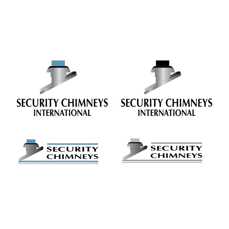 Security Chimneys International vector logo