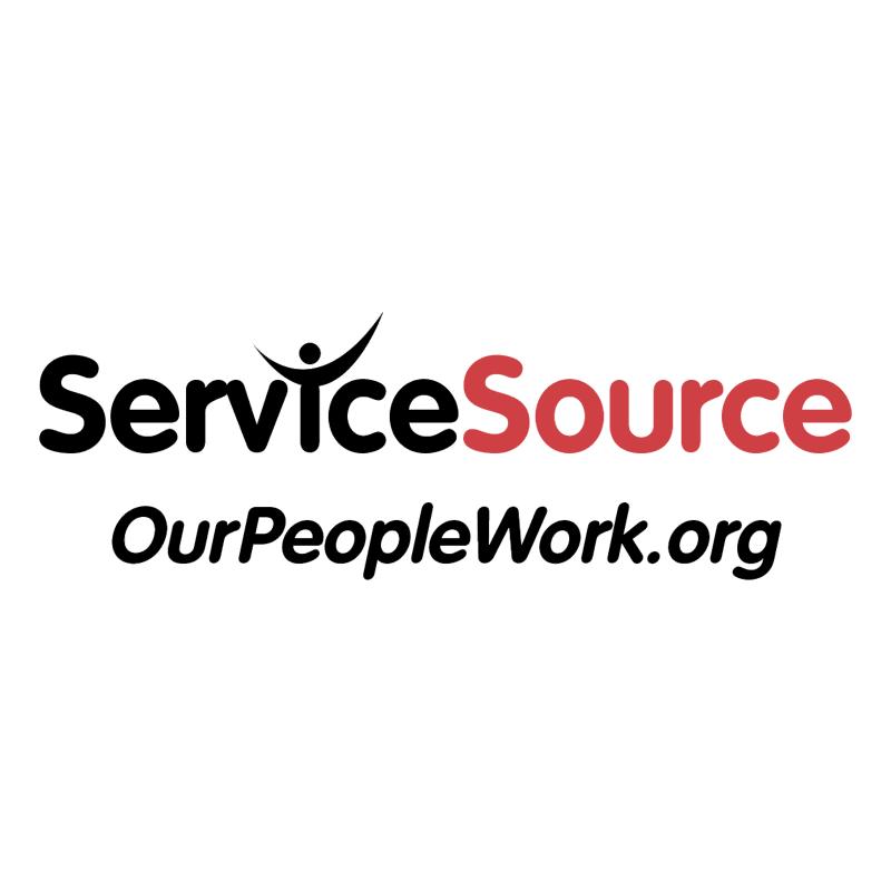 ServiceSource vector